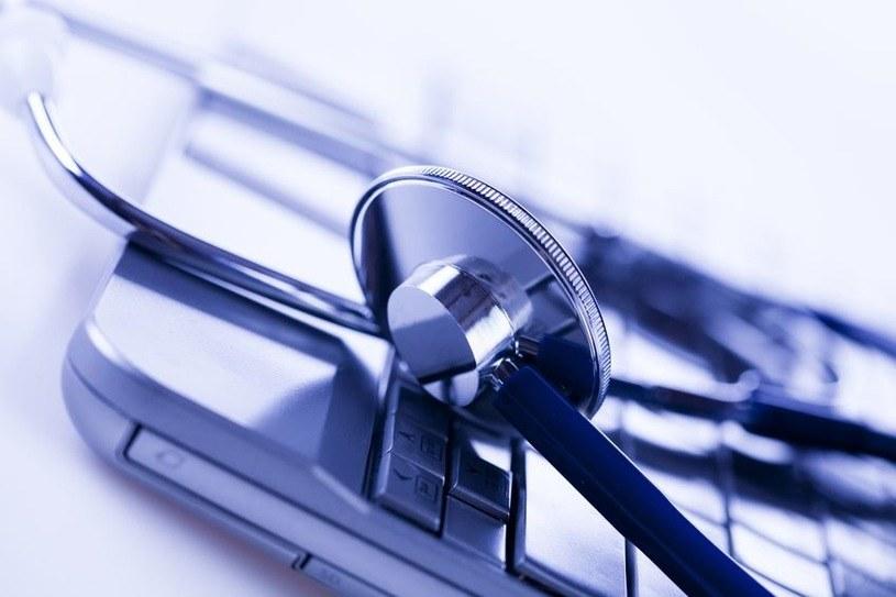 Placówki medyczne coraz częściej będą narażone na ataki hakerów /123RF/PICSEL