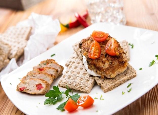 Placuszek mięsny z chlebkiem /materiały promocyjne