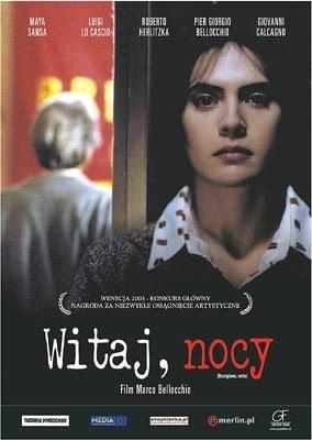 """Plakat do filmu """"Witaj, nocy"""" /INTERIA.PL"""