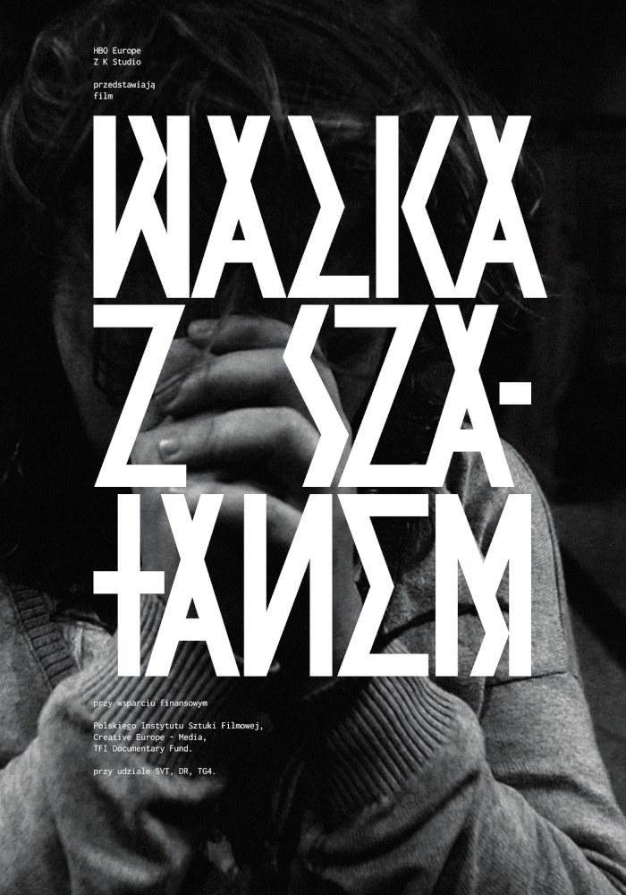 "Plakat dokumentu ""Walka z szatanem"" /HBO"