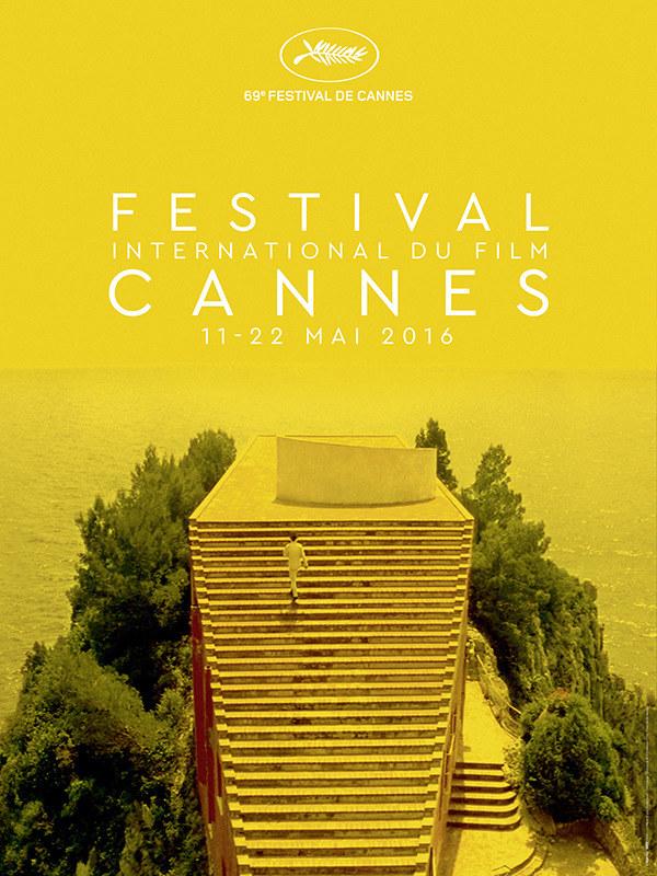 Plakat festiwalu w Cannes 2016 /materiały prasowe