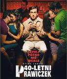 """Plakat filmu """"40-letni prawiczek"""" /"""