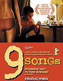 """Plakat filmu """"9 songs"""" /INTERIA.PL"""