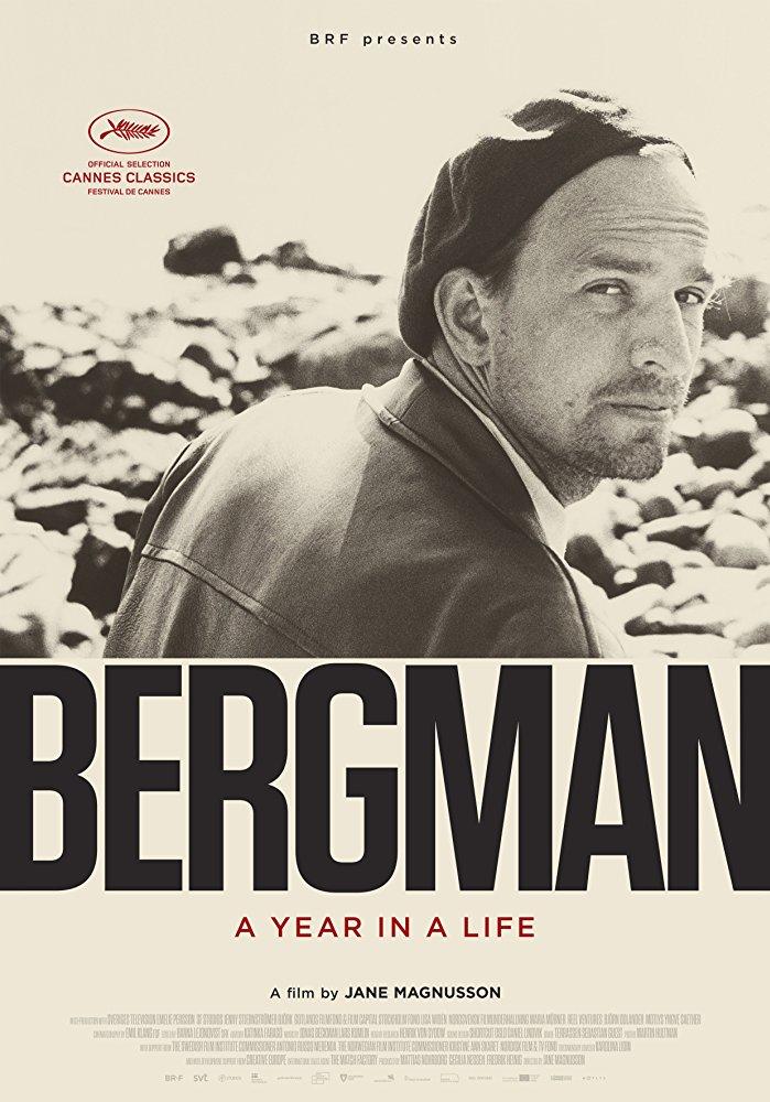 "Plakat filmu ""Bergman: A Year in Life"" /materiały prasowe"