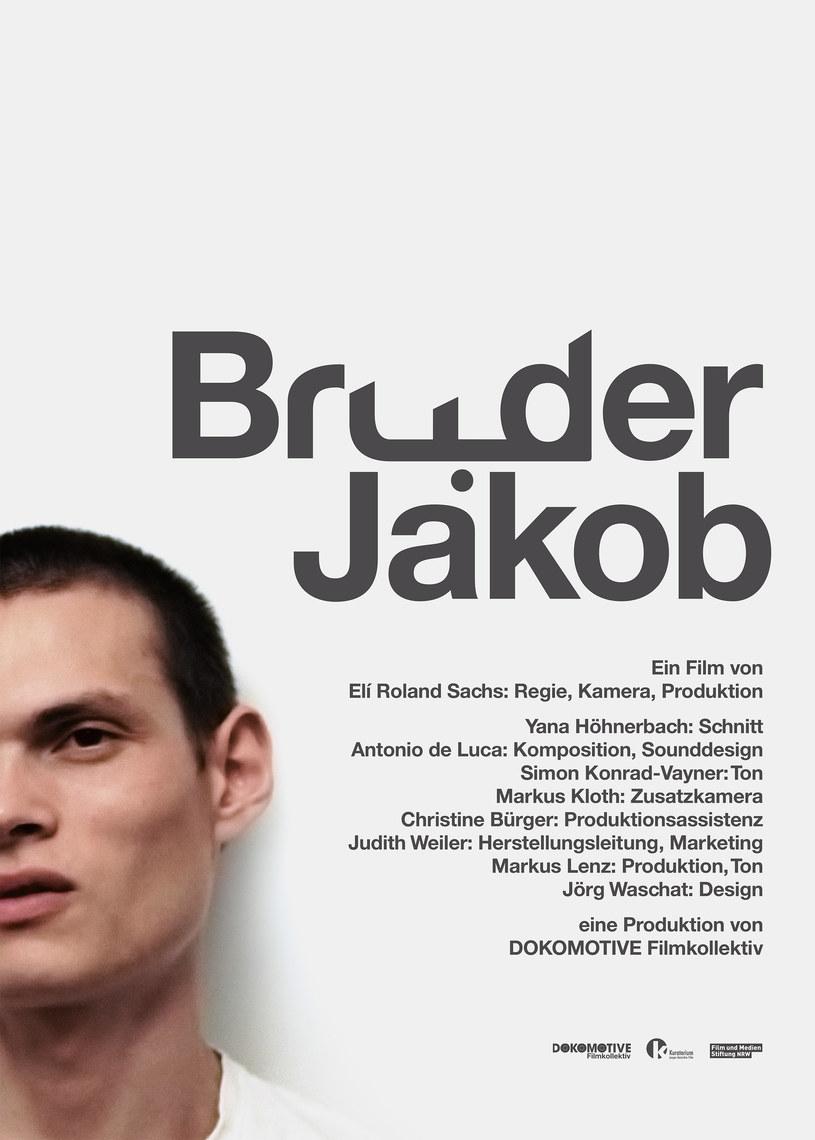 "Plakat filmu ""Brat Jakob"" /materiały programowe"