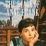 """Plakat filmu """"Dziennik Anny Frank"""" z 1959 roku /"""