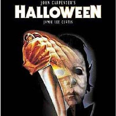 "Plakat filmu ""Halloween"" w reżyserii Johna Carpentera /"
