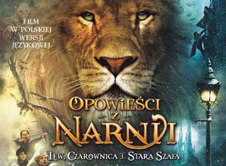 """Plakat filmu """"Opowieści z Narnii"""" /"""