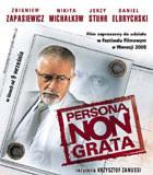 """Plakat filmu """"Persona non grata"""" /"""