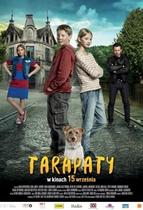 """Plakat filmu """"Tarapaty"""" /materiały prasowe"""