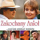 """Plakat filmu """"Zakochany Anioł"""" /INTERIA.PL"""