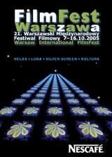 Plakat Warszawskiego Festiwalu Filmowego /