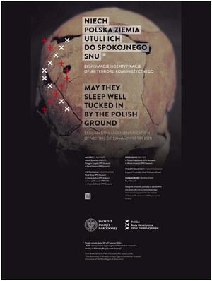 Plakat wystawy /materiały prasowe