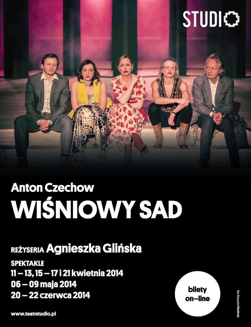 Plakat /Krzysztof Bieliński /