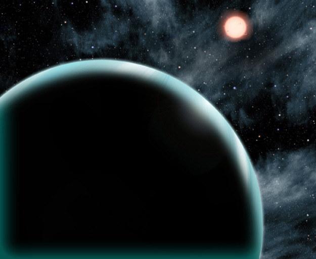 Planeta Kepler-421b okrąża swoją gwiazdę w ciągu 704 dni Rys. David A. Aguilar (CfA) /materiały prasowe