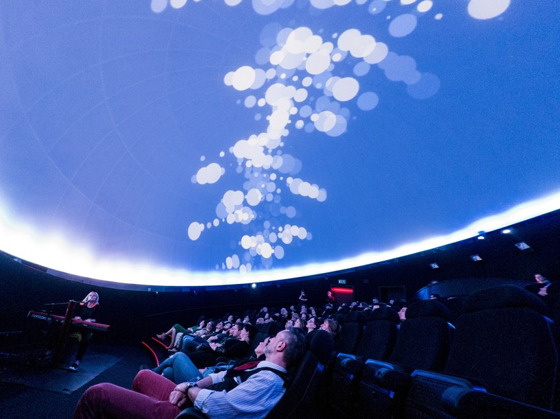 Planetarium w łódzkim kompleksie Elektrownia EC-1 /East News