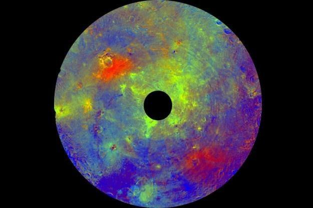 Planetoida Vesta ma wiele cech wspólnych z naszą planetą (Fot. NASA) /INTERIA.PL