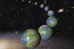 Planety podobne do Ziemi jeszcze nie powstały