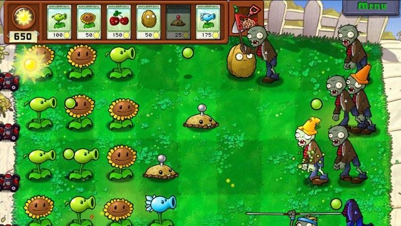 Plants vs. Zombies /materiały prasowe