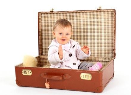 Planując podróż z dzieckiem, uwzględnij kilka półgodzinnych przerw /© Panthermedia