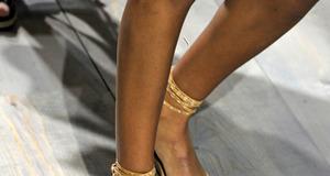 Płaskie sandały