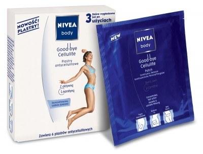 Plastry antycellulitowe Good-bye Cellulite NIVEA body /materiały prasowe