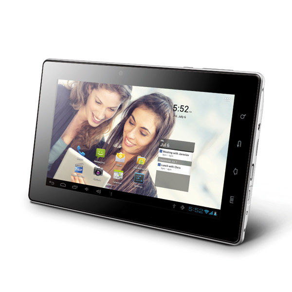 """Platinet Tablet 7"""" Android 4.0 z nawigacją GPS i DVB-T /materiały prasowe"""
