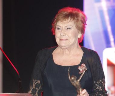 Platynową Telekamerę Tele Tygodnia za 60-lecie pracy artystycznej otrzymała Teresa Lipowska.