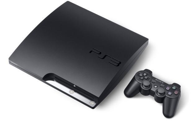 PlayStation 3 Slim - zdjęcie konsoli /