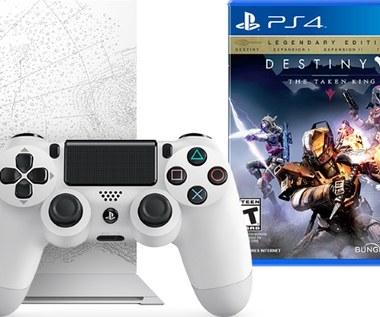 PlayStation 4 dostanie kolejną limitowaną wersję, tym razem z Destiny