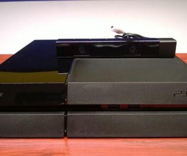 PlayStation 4 rozpakowane