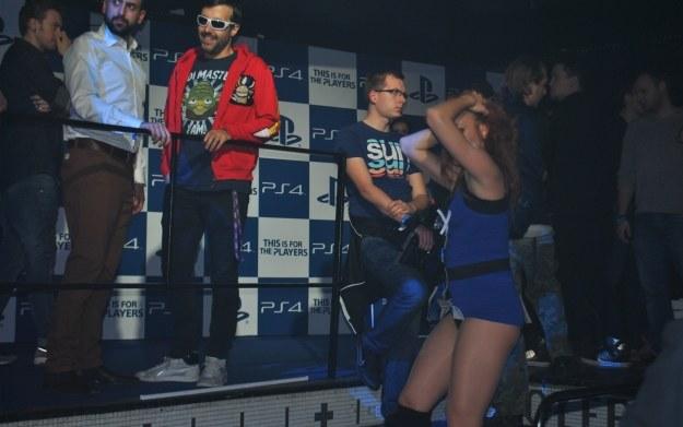 PlayStation 4 VIP Party /INTERIA.PL