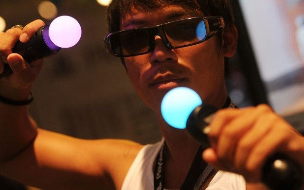 PlayStation Move /AFP