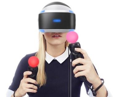 PlayStation VR: Świetne wyniki sprzedaży gogli Sony