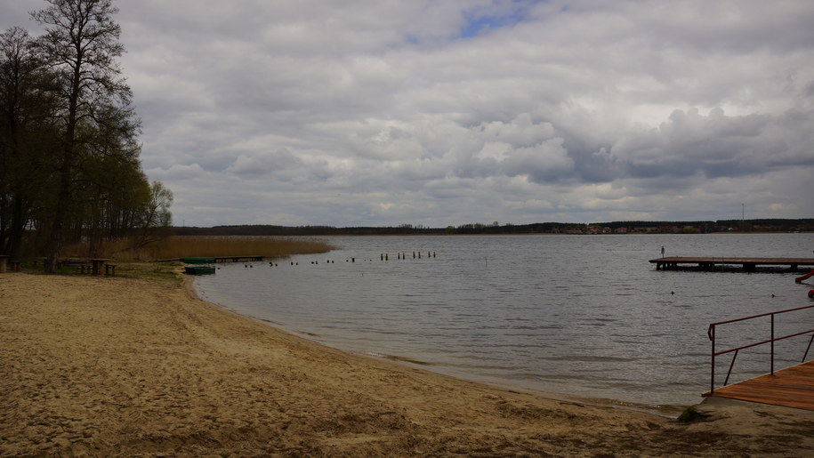 Plaża nad jeziorem Bocznym została zamknięta  (zdj. ilustracyjne) /Michał Dukaczewski /Archiwum RMF FM