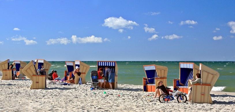Plaża w Juracie (zdj. ilustracyjne) /Jerzy Ochoński   /PAP