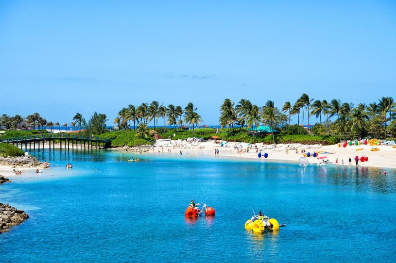 Plaża w Nassau /123RF/PICSEL
