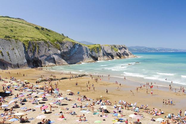 Plaża Zumaia w Kraju Basków /123/RF PICSEL