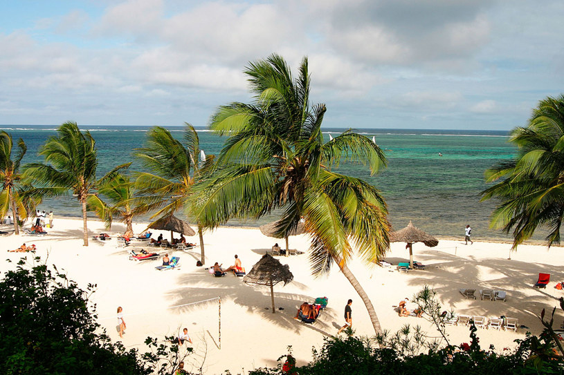 Plaże Mombasy /123RF/PICSEL