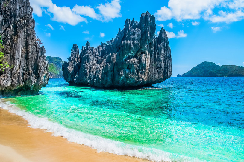 Plaże na Filipinach cię zachwycą /123/RF PICSEL