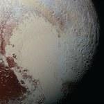 Pluton emituje promieniowanie X