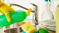 Płyn do naczyń przyda się nie tylko w kuchni