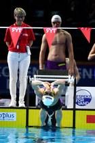 Pływackie ME. Polska sztafeta mieszana 4x50 metrów stylem zmiennym w finale