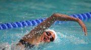 Pływackie zawody w Sandomierzu