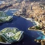 Pływające miasta przyszłości