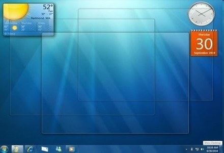 Po 100 dniach obecności na rynku opinie o Windows 7 są zaskakująco dobre /materiały prasowe