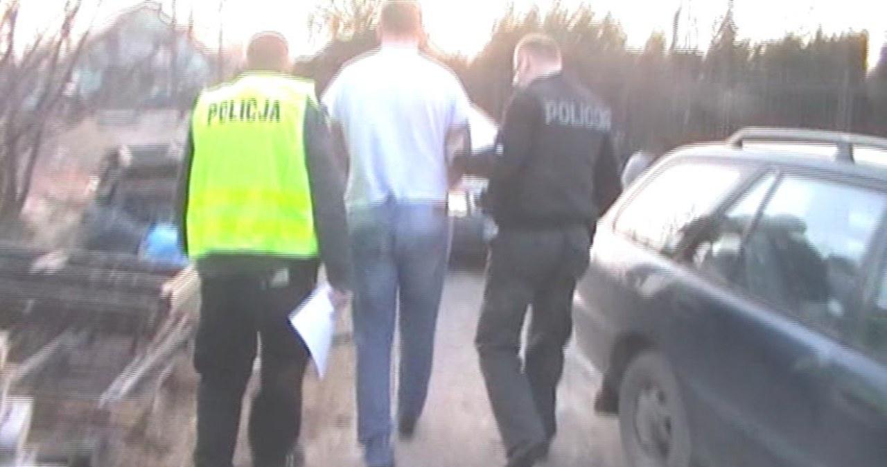 Po 12 latach zatrzymano podejrzanych o zabójstwo jubilera ze Skierniewic