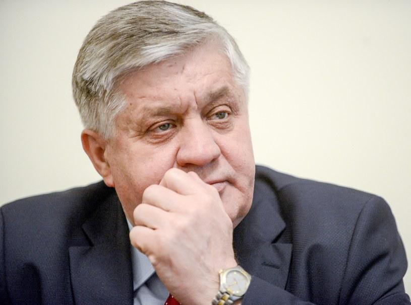 PO chce, by premier objął specjalnym nadzorem ministra Krzysztofa Jurgiela w walce z ASF /Piotr Kamionka /East News