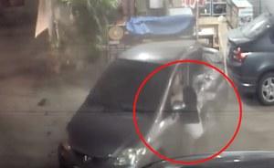 Po co zapinać pasy w stojącym samochodzie?