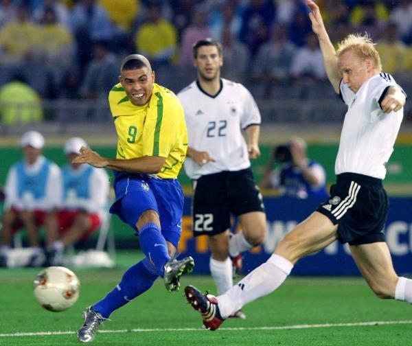 Po mistrzostwach świata w Niemczech Ronaldo zakończy reprezentacyjną karierę /AFP